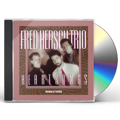 Fred Hersch HEARTSONGS (REMASTERED) CD