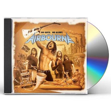 Airbourne NO GUTS NO GLORY CD