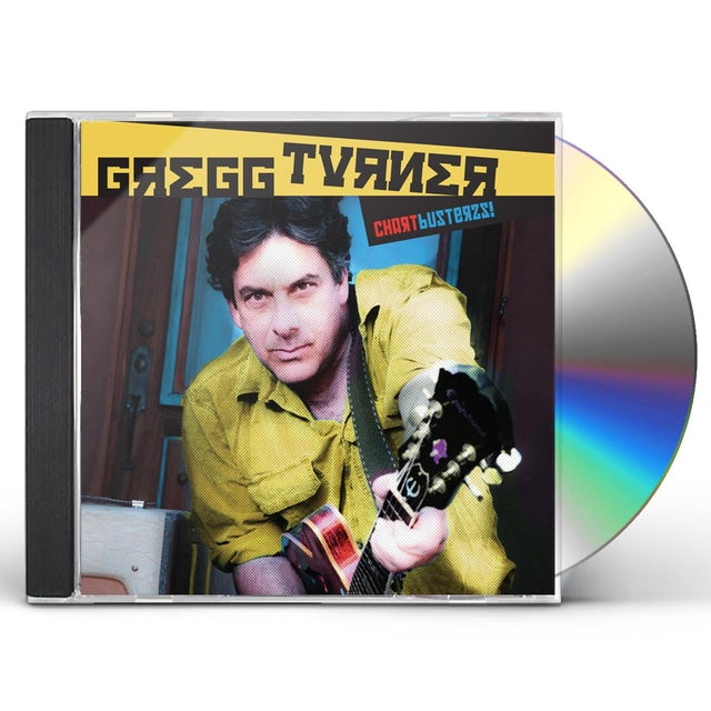 Gregg Turner CHARTBUSTERZS CD