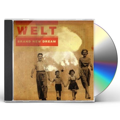 Welt BRAND NEW DREAM CD