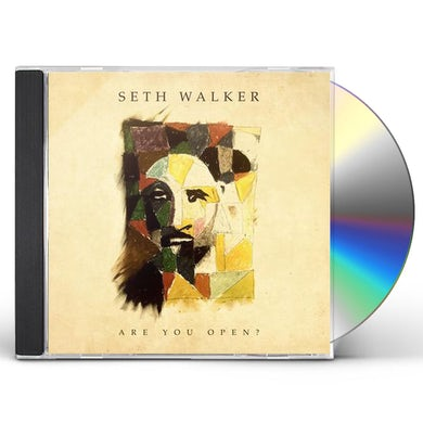 Seth Walker ARE YOU OPEN CD