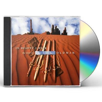 Coyote Oldman BEST OF: IN BEAUTY I WALK CD