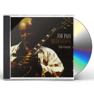 Joe Pass MEDITATION CD