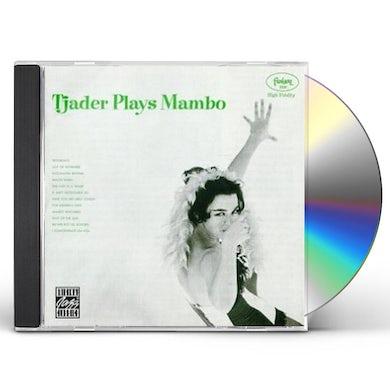 Cal Tjader PLAYS MAMBO CD