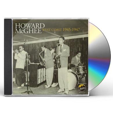 Howard Mcghee WEST COAST 1945-1947 CD