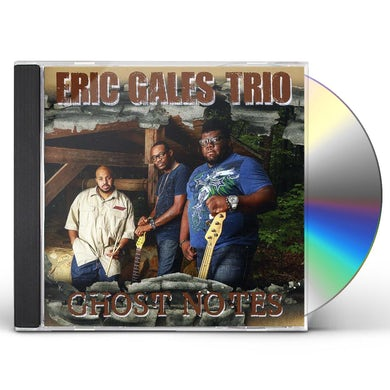 Eric Gales GHOST NOTES CD