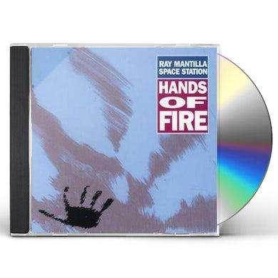 Ray Mantilla HANDS OF FIRE CD