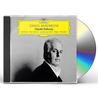 Daniel Barenboim CLAUDE DEBUSSY CD