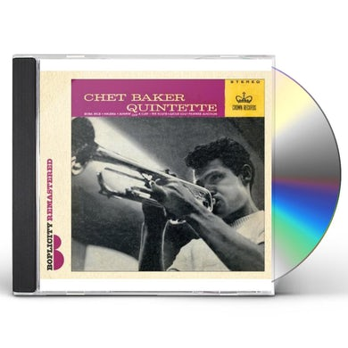 Chet Baker COOLS OUT CD