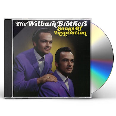 Wilburn Brothers SONGS OF INSPIRATION CD