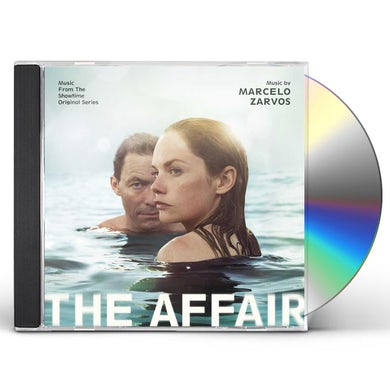 Soundtrack The Affair - Music From The Showtime Original Series (Marcel Zarvos) CD