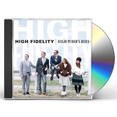 High Fidelity BANJO PLAYER'S BLUES CD