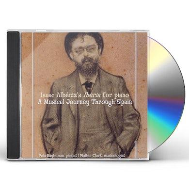 Albeniz IBERIA FOR PIANO CD