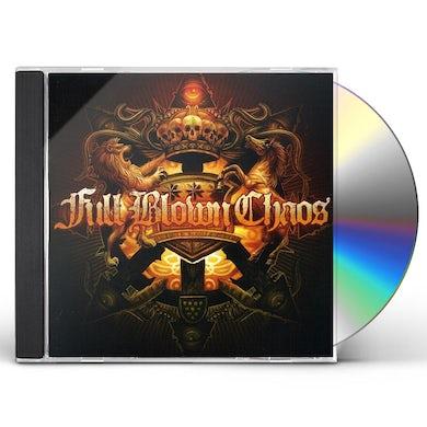 FULL BLOWN CHAOS CD