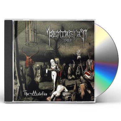 PENTAGRAM CHILE MALEFICE CD