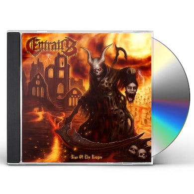 Entrails Rise Of The Reaper CD