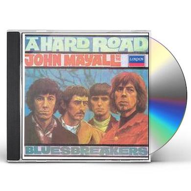 John Mayall HARD ROAD CD