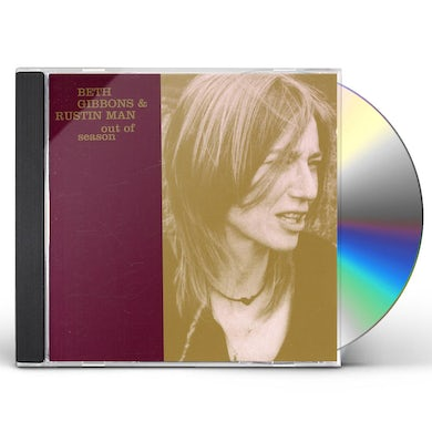 Beth Gibbons OUT OF SEASON CD