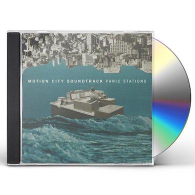 Motion City Soundtrack PANIC STATION CD