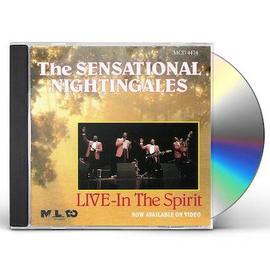 Sensational Nightingales LIVE IN THE SPIRIT CD