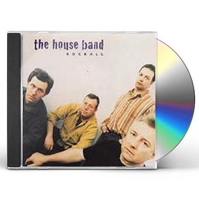 House Band ROCKALL CD