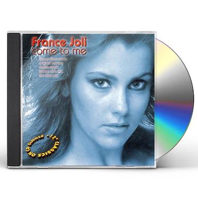 France Joli COME TO ME (ORIGINAL & REMIXES) CD