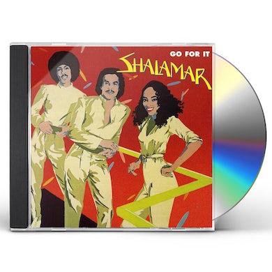 Shalamar GO FOR IT CD