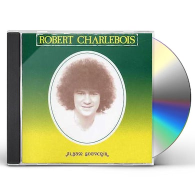 Robert Charlebois ALBUM SOUVENIR CD