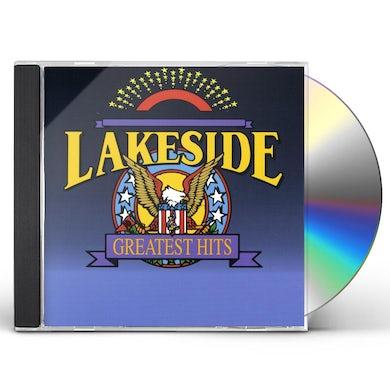 Lakeside GREATEST HITS CD
