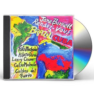Jane Bunnett RENDEZ-VOUS CD