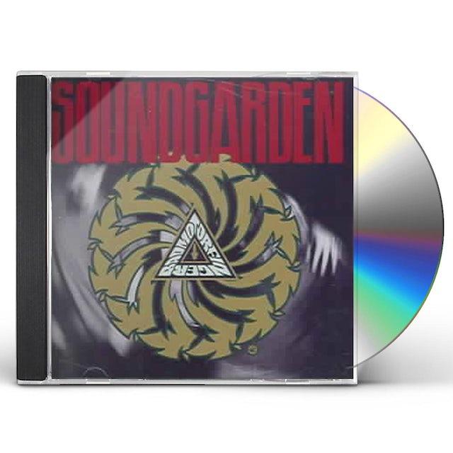 Soundgarden BADMOTORFINGER CD