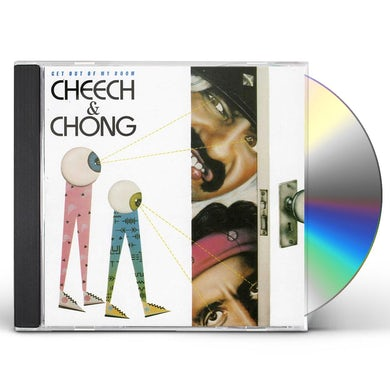 Cheech & Chong GET OUT OF MY ROOM CD