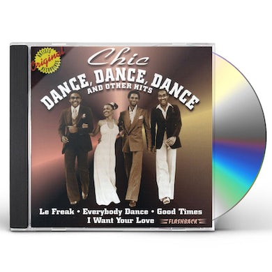 Chic DANCE DANCE DANCE & OTHER HITS CD