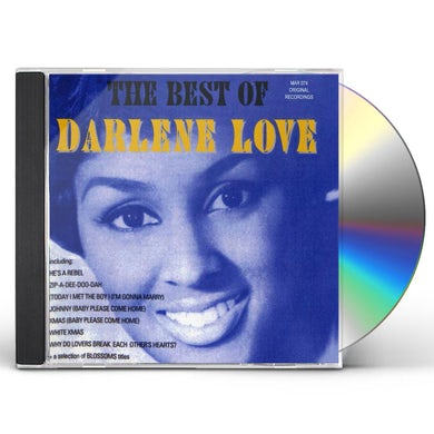 Darlene Love ULTIMATE COLLECTION CD