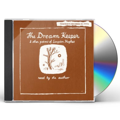 Langston Hughes THE DREAM KEEPER AND OTHER POEMS CD