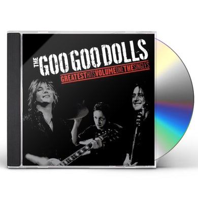 GOO GOO DOLLS GREATEST HITS 1: THE SINGLES CD
