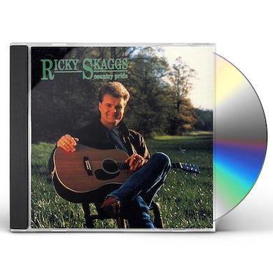 Ricky Skaggs COUNTRY PRIDE CD