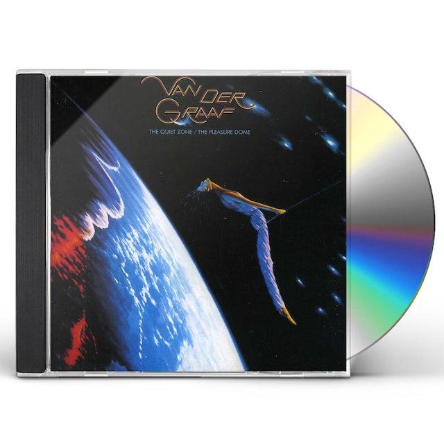 Van Der Graaf Generator QUIET ZONE / PLEASURE DOME CD
