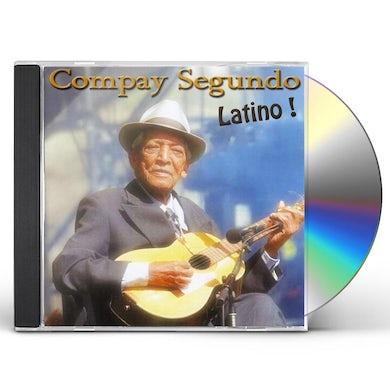 Compay Segundo LATINO! CD