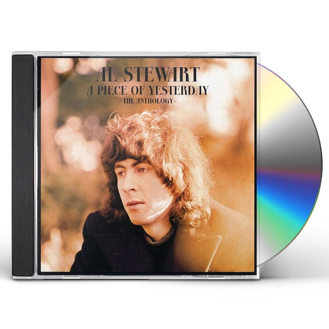 Al Stewart PIECE OF YESTERDAY: THE ANTHOLOGY CD