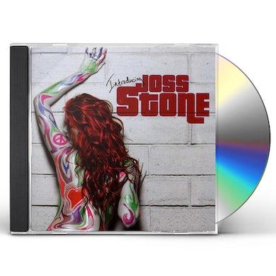 INTRODUCING JOSS STONE CD