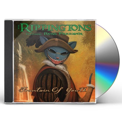 Rippingtons FOUNTAIN OF YOUTH CD