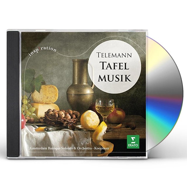 Ton Koopman TAFELMUSIK CD