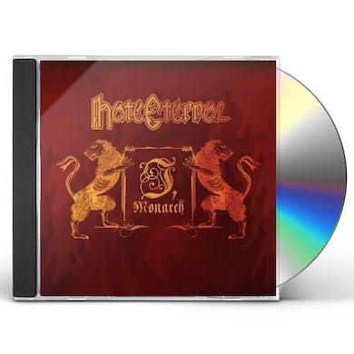 Hate Eternal I MONARCH CD