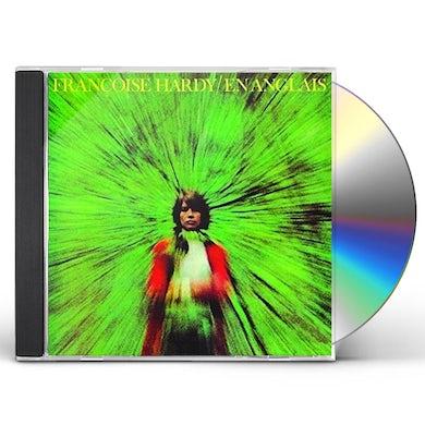 Françoise Hardy EN ANGLAIS CD