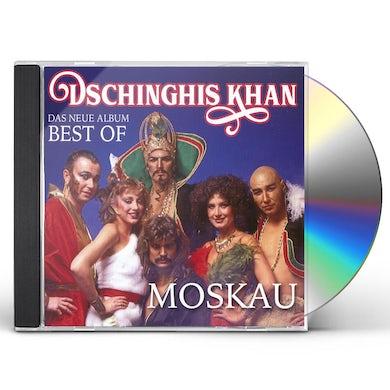 MOSKAU: DAS NEUE BEST OF ALBUM CD