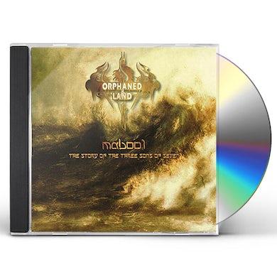 Orphaned Land MABOOL CD