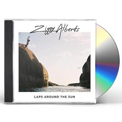 Ziggy Alberts LAPS AROUND THE SUN CD