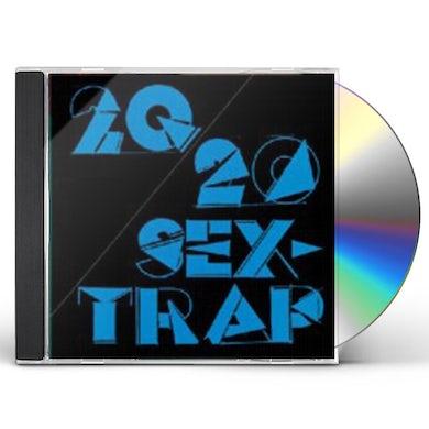 Twenty Twenty SEX TRAP CD