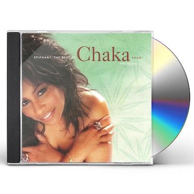 Chaka Khan EPIPHANY-BEST OF CD